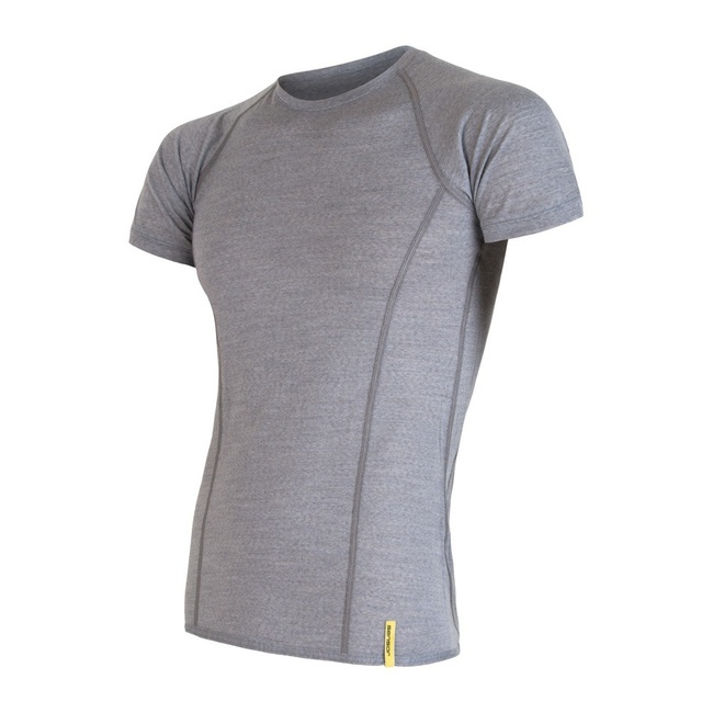 Sensor Merino Wool Active Men's T-shirt Short Sleeves
