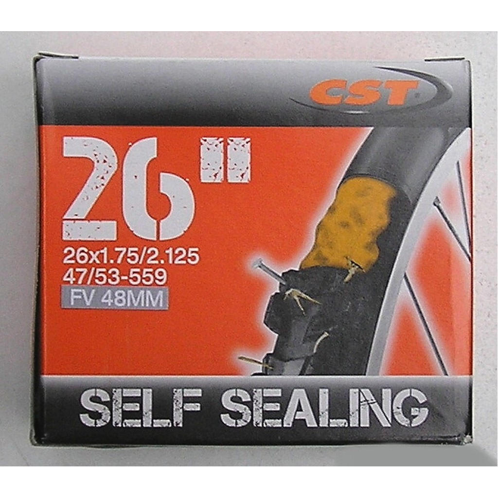 CST 26x1,75/2,125 AV (SV) 48mm 47/53 Self Sealing