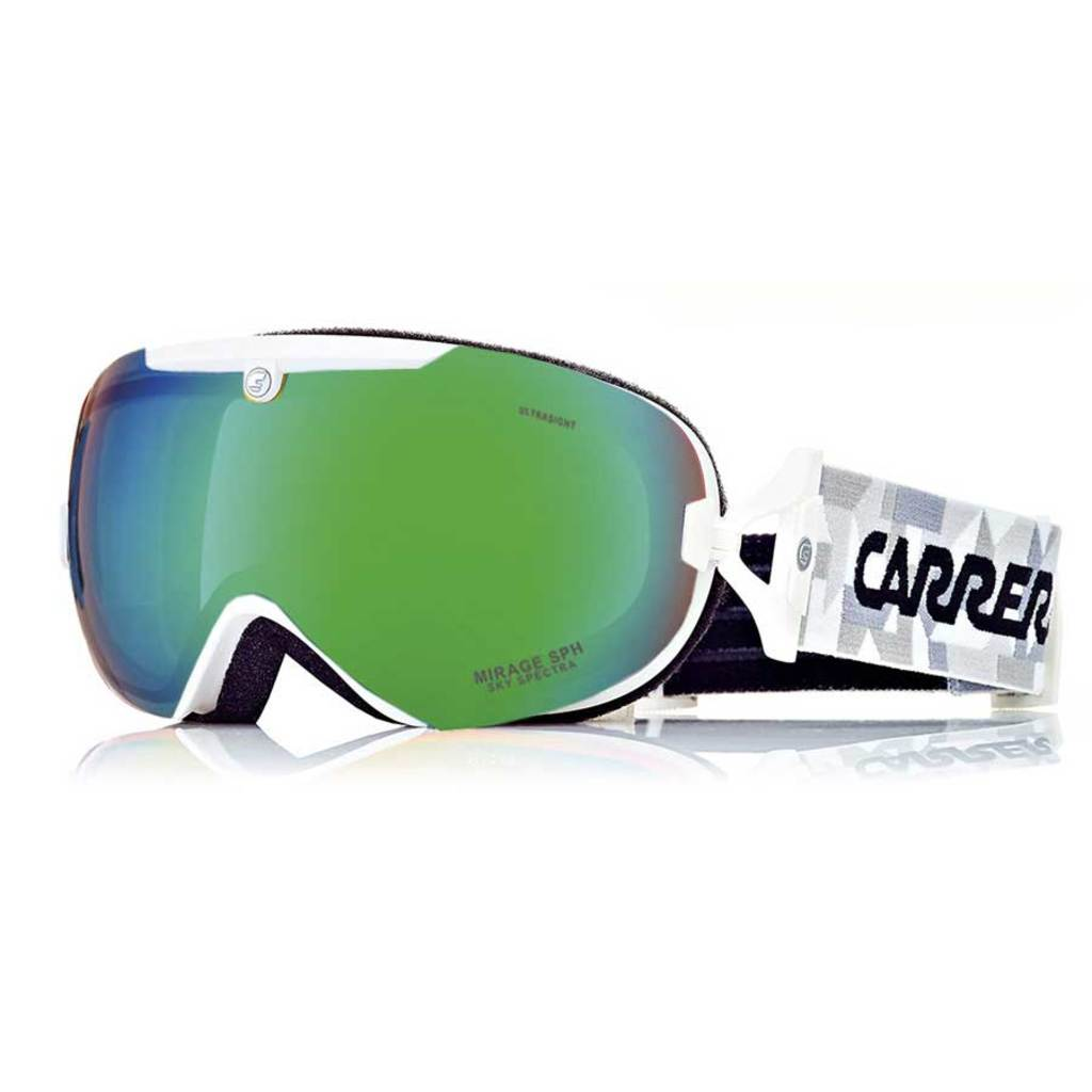 Carrera Mirage SPH White
