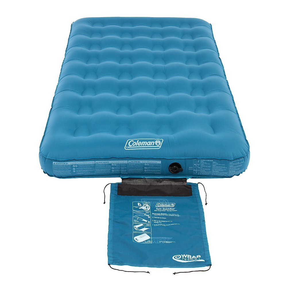 Mattresses and foam pads Coleman Extra Durable Airbed Single