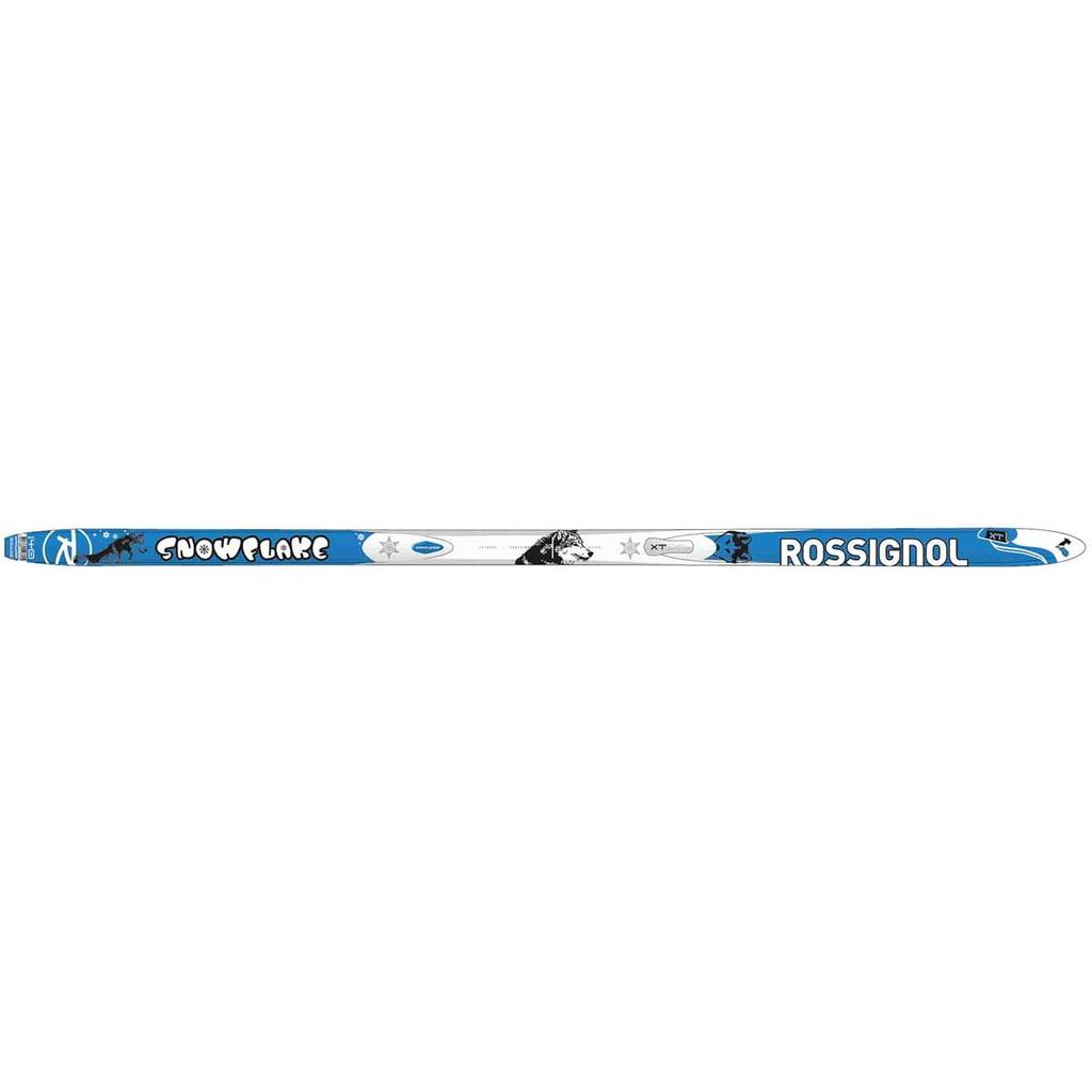 Rossignol Snow Flake Waxless (free plate)