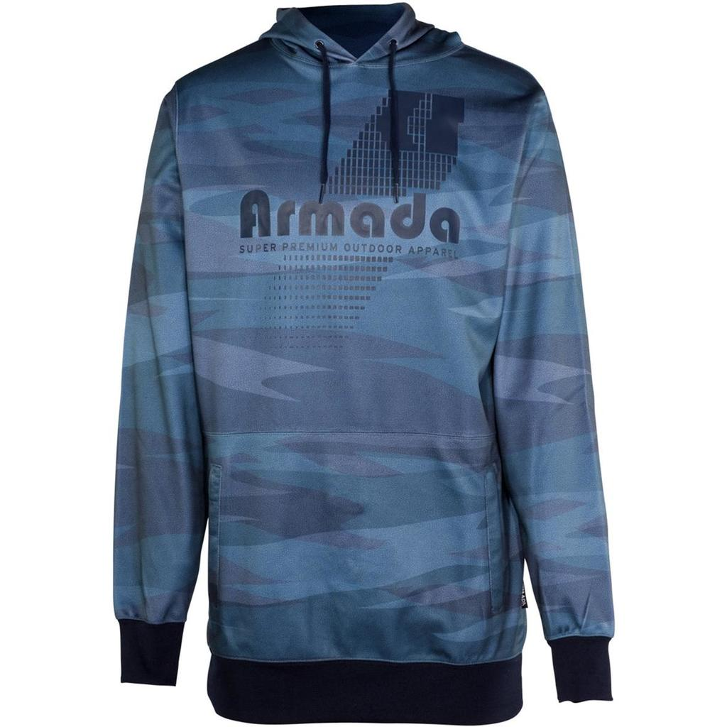 Armada Apparel Multiply pullover tech hoody