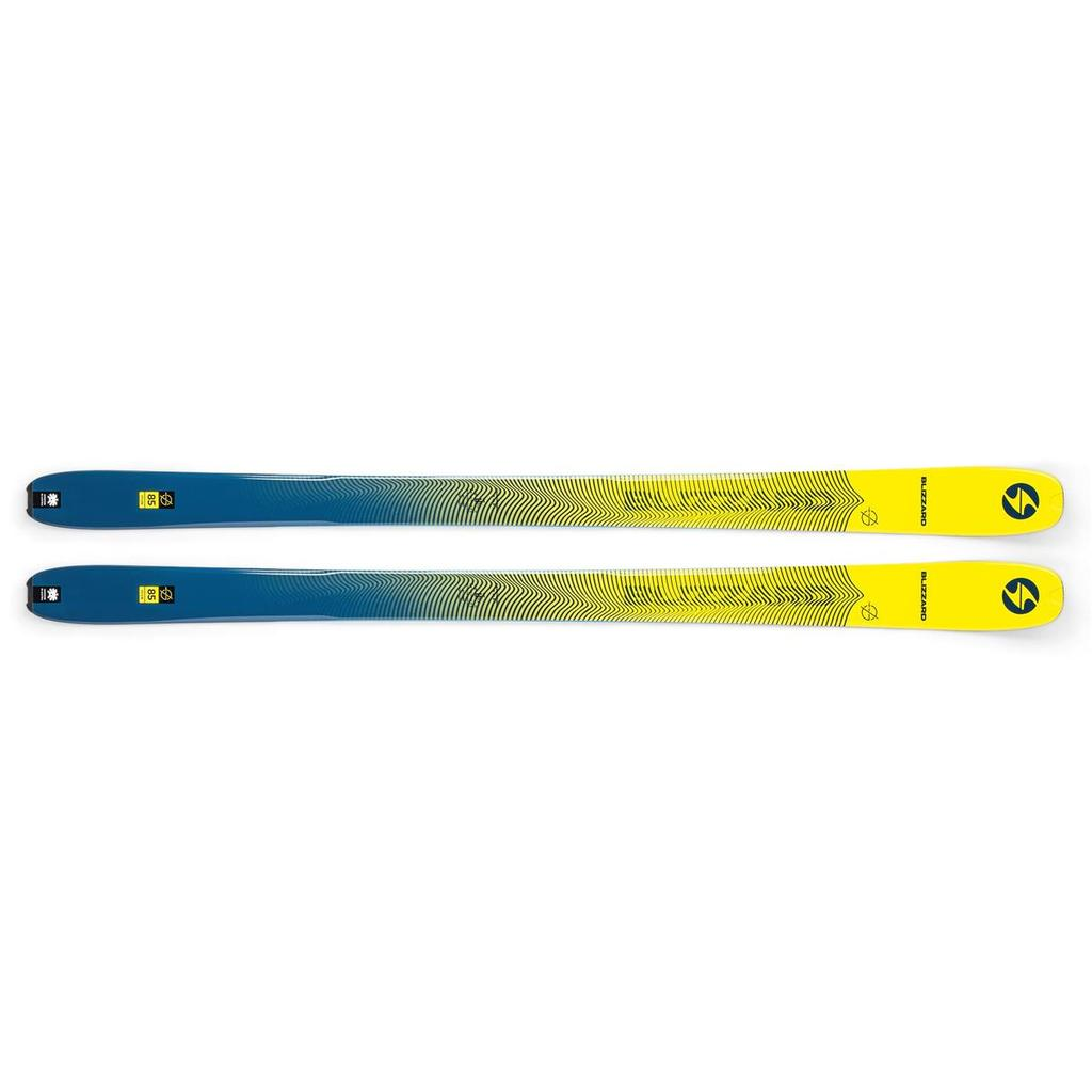 Blizzard Zero G 85 (yellow-blue)