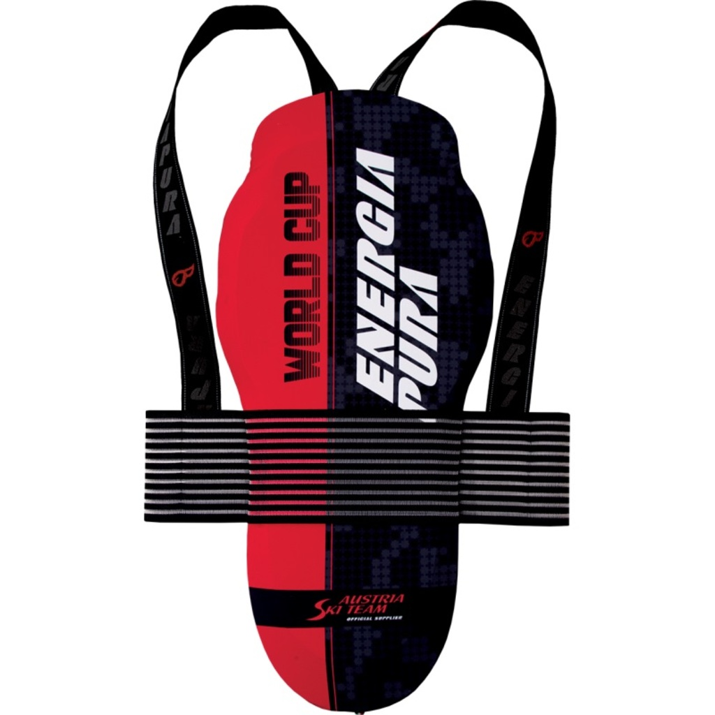 Energiapura Long Back Protector World Cup