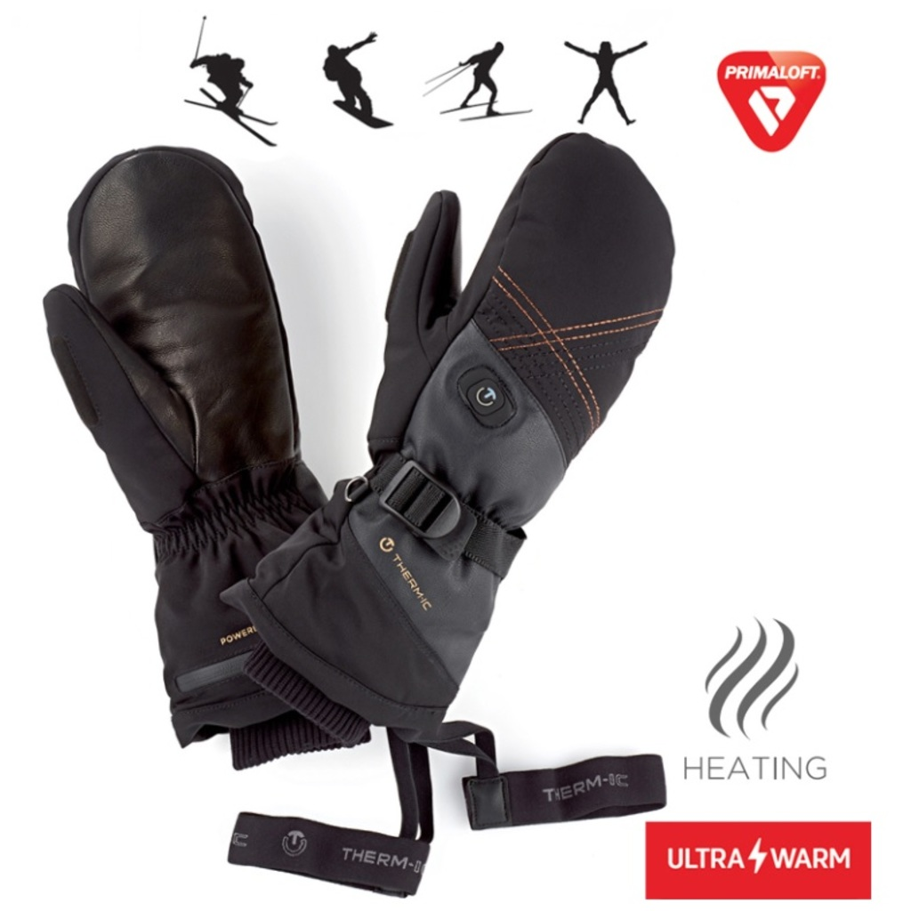 Therm-Ic Ultra Heat Mittens Women